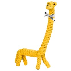 Laboni hundelegetøj - Giraf