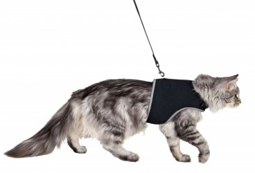 Lækker kattesele med god pasform str.XL
