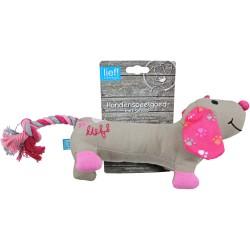 Lief hundelegetøj - Gravhund - Girl