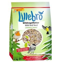 Lillebro vildtfuglefoder uden skaller - 20 kg