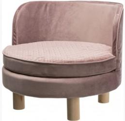 Livia sofa med ben - størrelse XL - Luksus til den lille hund eller kat