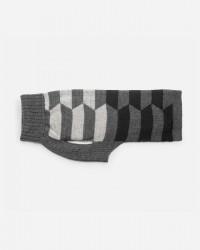 Lorenzo Dog Sweater (Grey) fra MiaCara, S