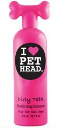 Lugt neutraliserende shampoo - Pet Head Dirty Talk 475 ml