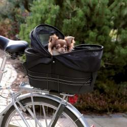 Luksus cykeltaske til bagagebærer