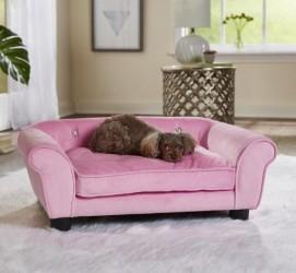 Luksus sofa EHP Cleo Sofa, fv. Pink