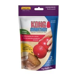 M:114g (57g/stk.) KONG Marathon® Chicken (2 stk.) hundesnack