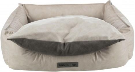 Memory Calito Vital Bed, fv. grå/sand