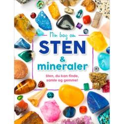 Min bog om sten og mineraler - Indbundet
