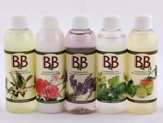 Mini taske B&B økologisk shampoo
