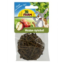 Mr. Woodfield Pile-æblebold - 3 stk. (hver ca. Ø 8 cm)