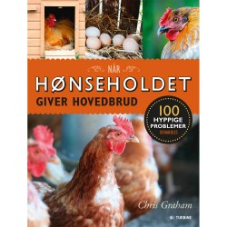 Når hønseholdet giver hovedbrud - Paperback
