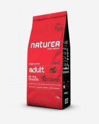 Naturea Naturals Adult - Lam, 12 kg