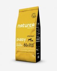 Naturea Naturals Puppy - Kylling, 2 kg