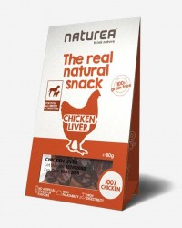 Naturea snack - Kyllingelever