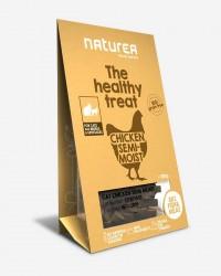 Naturea - sunde godbidder til kat - Kylling