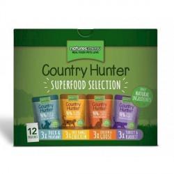 Natures Menu Kat Country Hunter Multipack, 12x85g