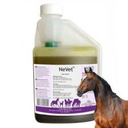 NeVet - Olietilskudsfoder til hest
