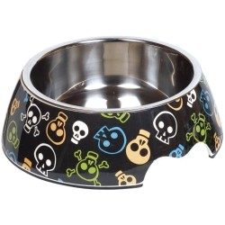 Nobby hundeskål - Skull