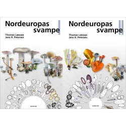 Nordeuropas svampe - Bind 1 & 2 - Indbundet