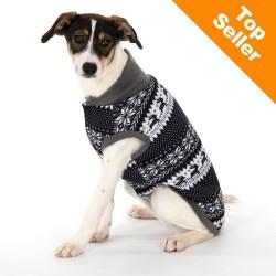 Norsk Hundesweater - ca. 50 cm ryglængde (strørrelse XXXL)