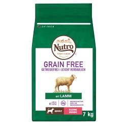 Nutro Hund Grain Free Adult Small Breed Lam - 1,4 kg