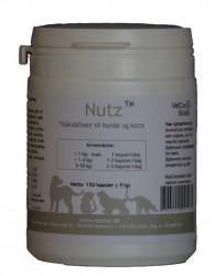 NUTZ - 150 stk. kapsler til hund og kat