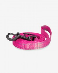 Nylon Line Justerbar - Dogman - Pink, 120-200cm 15mm