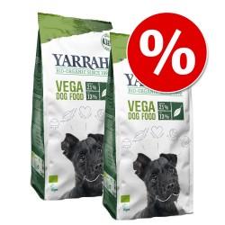 Økonomipakke: 2 store poser Yarrah Økologisk hundefoder - Small Breed (2 x 5 kg)