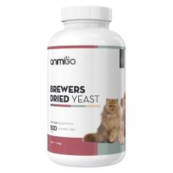 Ølgær Tabletter til Hunde and Katte
