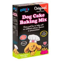 Oggi's bag-selv hundekager - Dog Cake Baking Mix - Neutral