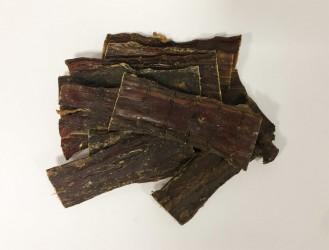 Olivers Big Beef Bites -tørret oksespiserør 100 g