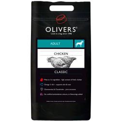 Olivers Petfood hundefoder - Kylling