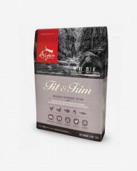 Orijen kattemad - Fit & TRIM m. kylling, kalkun og fisk, 340 g