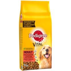 Pedigree hundefoder - Vital Protection Adult - Oksekød & fjerkræ