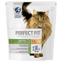 Perfect Fit Senior Sterile 7+ Kylling - Økonomipakke: 4 x 1,4 kg