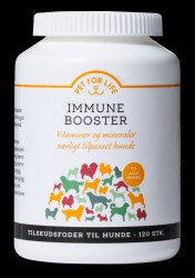 Pet For Life Immune Booster, 120 stk.