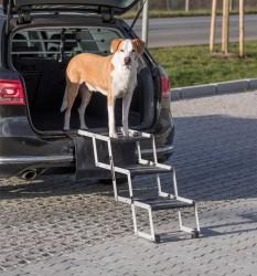 Petwalk Folding Steps - Foldbar stige til dit kæledyr