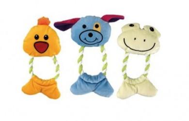 Plush Baby Animal Rope