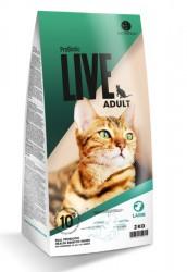 Probiotic Live Adult Lamb - Lam til voksen kat - 8 kg
