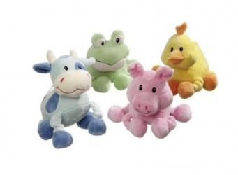 Puppy Plush Toys, 16 cm