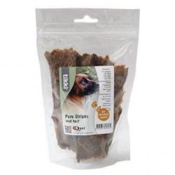 Pure Stripes med hest - 100% tørret hestekød