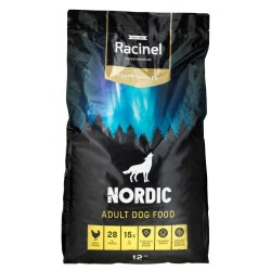 Racinel hundefoder - Fresh Chicken Dog - Nordic - Kylling