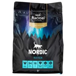 Racinel kattefoder - Fresh Chicken Kitten - Nordic - Kylling