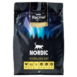 Racinel kattefoder - Fresh Chicken Sterilized Cat - Nordic