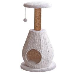 Racinel kattetårn - Laila - Hvid
