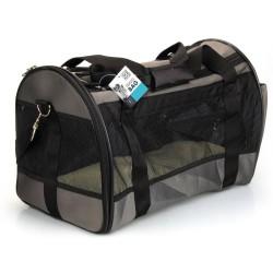 Racinel transporttaske - Large - Sort/grå