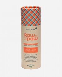 Raw for paw - Okse lever (??kologiske godbidder) - 38 g