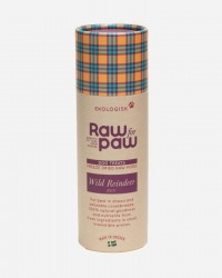 Raw for paw - Rensdyr (??kologiske godbidder) - 38 g