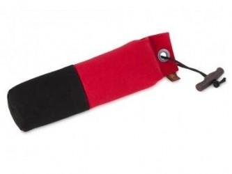 Rød/Sort 500 gram Firedog Dummy