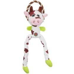 Rosewood hundelegetøj - Langbenet ko